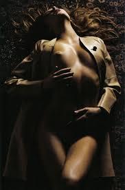 naked trenchcoat