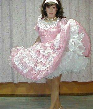 sissy dress, sissy maid, phoneamommy