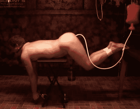 enema play, bondage discipline